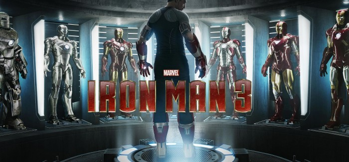 IRON-MAN 3 sur portable