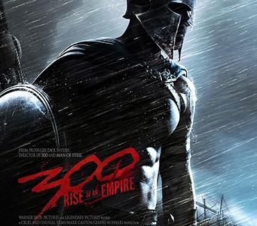 300: RISE OF AN EMPIRE …l'affiche dévoilée