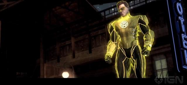 Injustice Gods Among Us_Hal Jordan_Yellow Lantern