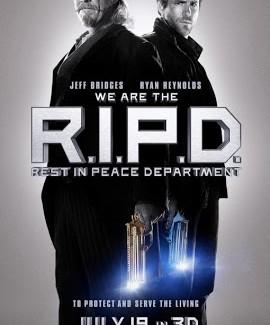 RIPD: L'affiche du film dévoilée