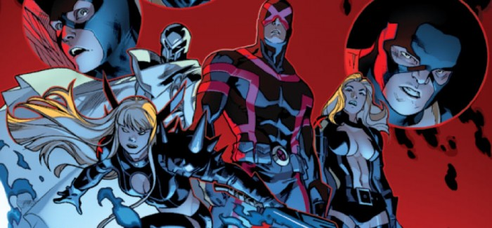 ALL NEW X-MEN n°11…la preview !