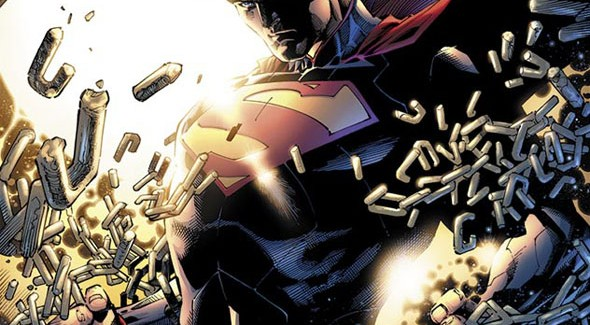 SUPERMAN UNCHAINED n°2…La preview!!