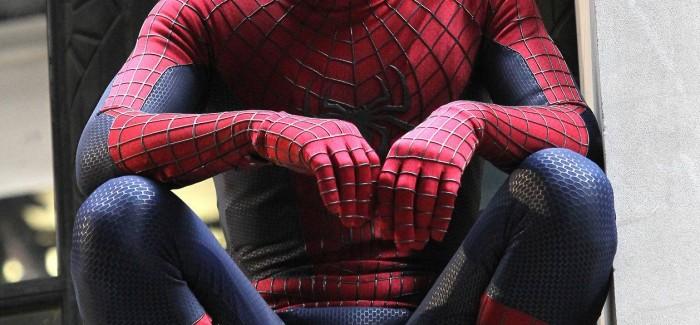 THE AMAZING SPIDER-MAN 2: nouveaux clichés