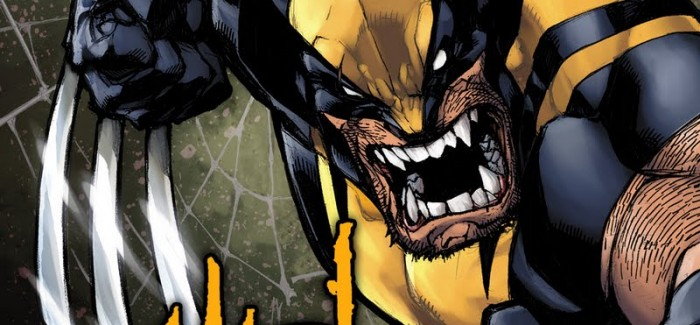JOE MAD sur SAVAGE WOLVERINE n°8