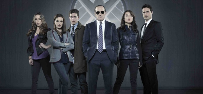MARVEL'S AGENTS OF S.H.I.E.L.D … enfin un vrai trailer !