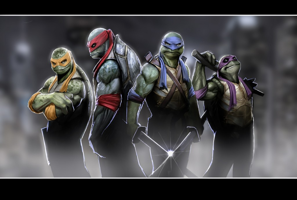 teenage mutant nnja turtles