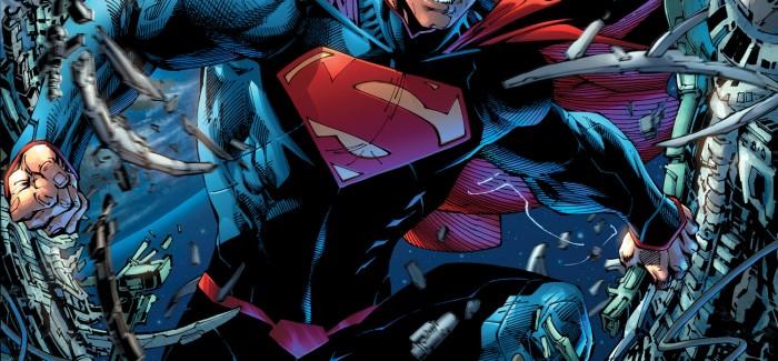 SUPERMAN UNCHAINED …La preview!