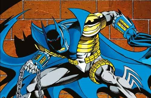BATMAN KNIGHTFALL tome 4: disponible en librairies