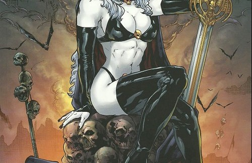 LADY DEATH de retour en France