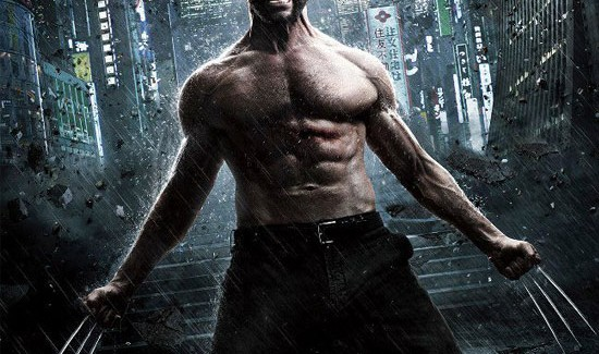 THE WOLVERINE: Les posters in-motion !