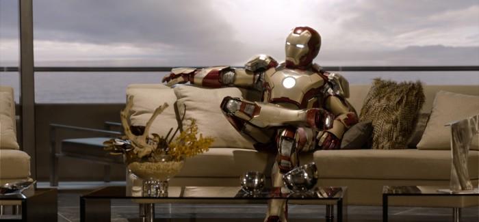 IRON-MAN 3: La conférence de presse
