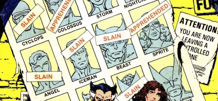 X-MEN DAYS OF FUTURE PAST : BLINK, BISHOP et WARPATH font partie du voyage!