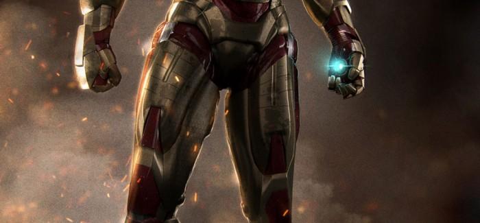 IRON-MAN 3: concept arts et un teaser promo