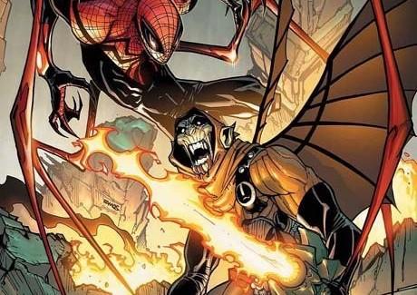 SUPERIOR SPIDER-MAN : nouveau costume !