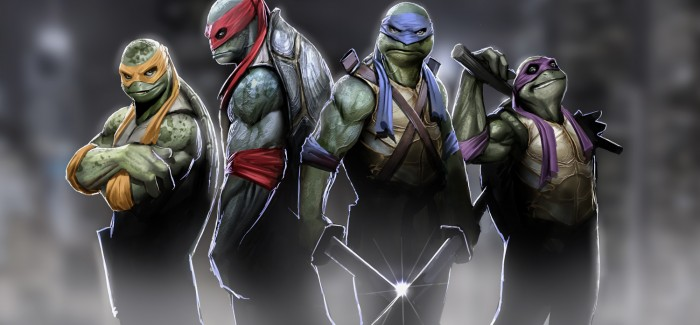 TMNT: Out of shadows… focus sur Raphael!