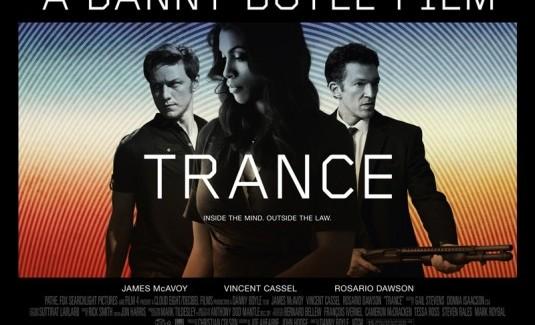 Review : Trance de Danny Boyle