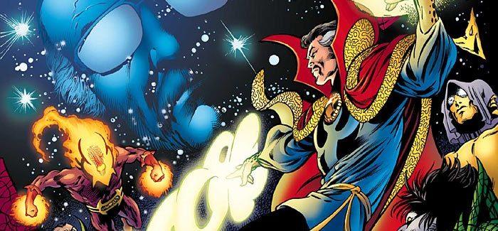Doctor Strange ou comment j'ai appris la sorcellerie et à aimer Lovecraft